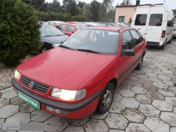 Volkswagen Passat B4 sprzedam vw passat 1,8 benzyna 1 właściciel