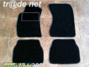 Subaru Forester I, II 1997-2007 najwyższej jakości dywaniki samochodowe z grubego weluru z gumą od spodu, dedykowane Subaru Forester-1