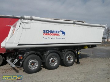 Schmitz wywrotka 26m 3 dostępna od ręki Schmitz