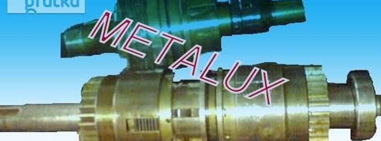 Sprzęgło w reduktorze tokarka TUR 50/ 63/ 560/ 630 - -TEL 601709455-1