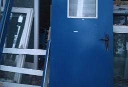 Drzwi Stalowe 88 x 208cm 880 x 2080 mm