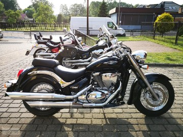 Suzuki Intruder C800 VL 800 Volusia