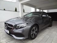Mercedes-Benz Klasa E Cabrio E200 2.0 184 KM Designo DISTRONIC Kamera