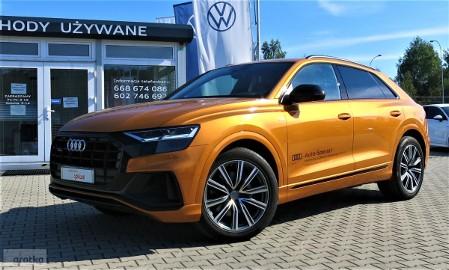 Audi Q8 50TDI_quattro_286KM_Bang&Olufsen_Pneumatyka_S-Line