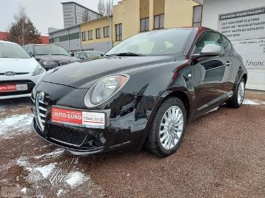 Alfa Romeo MiTo 1.4 benz, gwarancja, ks. serw ASO, perfekcyjna!-1