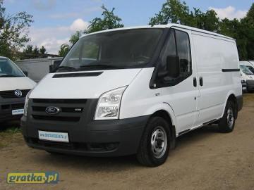Ford Transit VI 2 x DRZWI BOCZNE - WEBASTO - HAK