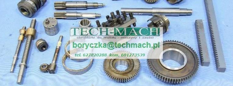 Dorabianie wałków, toczenie kół zębatych do maszyn tel. 601273539-1