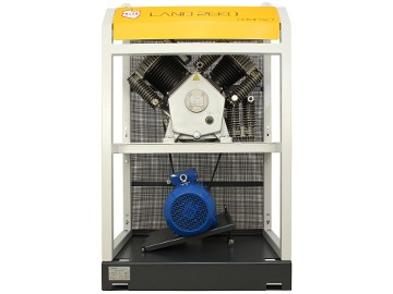 Kompresor Pompa Powietrza Sprężarka Tłokowa Zespół Sprężarkowy Land Reko 1720l/min