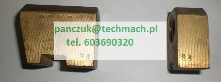 Nakrętki do sruby suportu poprzecznego TUB32 tel. 603690320-1