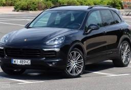 Porsche Cayenne II Black Krajowy Wentyle ACC 360° Komforty 21'' Pneum