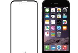 Apple iPhone 6 / 7 / 8 Plus | SZKŁO HARTOWANE 3D