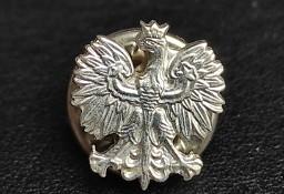 Orzeł srebrny godło Polski