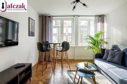 Mieszkanie Gdańsk Stare Miasto, ul. Grobla I