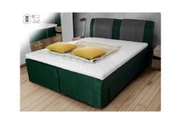 Łóżko tapicerowane Aston II - producent mebli - ooomeble
