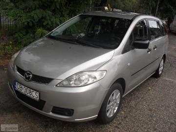 Mazda 5 1.8 GAZ SEKW zarejestr. klima I rej.2006 r.GWARANC