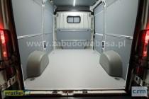Mercedes-Benz Sprinter ZABUDOWA ŚCIAN BOKÓW PAKI BUSA L3, CNC