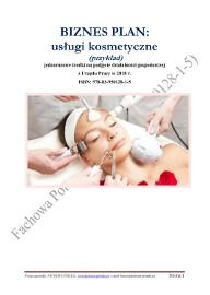 BIZNESPLAN usługi kosmetyczne (przykład)