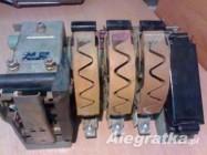 Stycznik ES 250, Prąd ciągły:250A. Moc (AC3): bd.