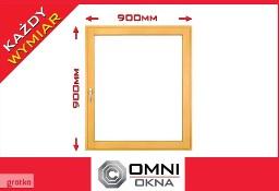 Okno Okna drewniane Sosna / Meranti , SUPER CENA