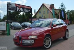 Alfa Romeo 147 2.0Benzyna-150Km,Automat,Klima,Nagłośnienie Bose..