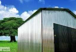 Producent garaże blaszane bramy garażowe hale wiaty schowki magazyny