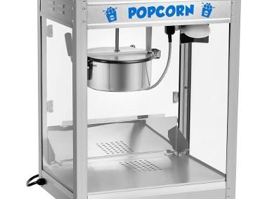 Nowoczesna maszyna do popcornu ze stali szlachetnej 5kg/h-1