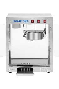 Nowoczesna maszyna do popcornu ze stali szlachetnej 5kg/h-2