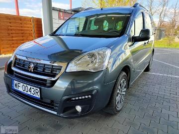 Peugeot Partner Wynajem długoterminowy samochodów