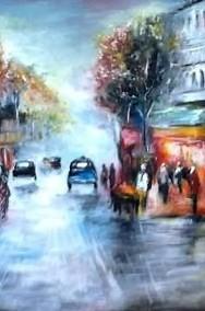Ręcznie malowane obrazy na zamówienie-2