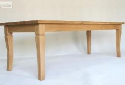 Stół dębowy Edoardo lity dąb olejowany szczotkowany 240 x 100