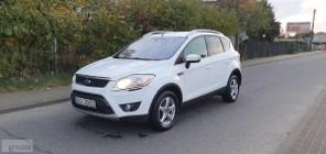 Ford Kuga I 2.0 TDCI / 1 Właściciel/ Xenony / Klima / Zadbany