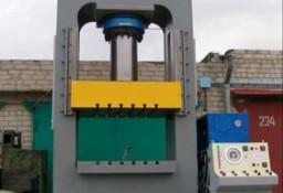 prasa hydrauliczna do metali i tworzyw 400 ton i inne
