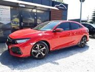 Honda Civic IX Gwarancja-SPORT PLUS-Panoram-Full LED-Navi-Kamera Cofania-Radar