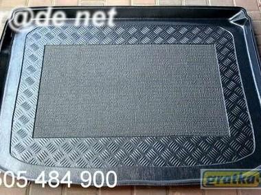PEUGEOT 308 HB od 2007 do 2013 mata bagażnika - idealnie dopasowana do kształtu bagażnika Peugeot 308-1