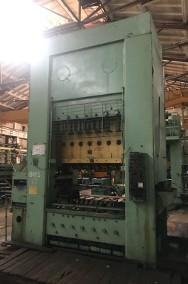 Prasa mechaniczna  - duze stoly-2
