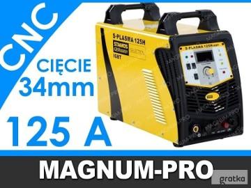 Przecinarka plazmowa CNC CUT 125 A