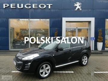 Peugeot 4007 7 miejsc, salon PL, F-ra VAT23%