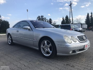 Mercedes-Benz Klasa CL W215 600