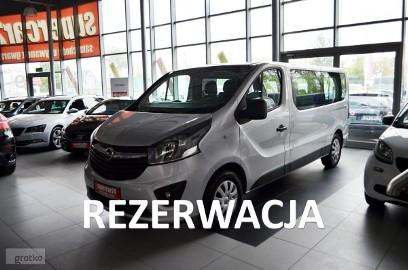 Opel Vivaro II Opel Vivaro 1.6 BiTurbo CDTI Euro 5 / 9 osob. / Salon PL / Serwis AS