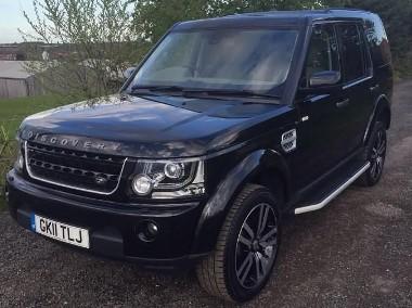 Land Rover Discovery IV ZGUBILES MALY DUZY BRIEF LUBich BRAK WYROBIMY NOWE-1
