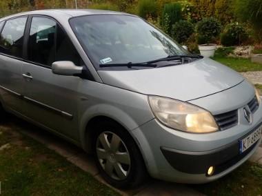Renault Scenic II Zarejestrowany 1.9 120 KM KLIMATYZACJA-1