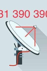 Gdów Montaż Anten Satelitarnych oraz Naziemnych DVB-T Ustawianie Anten  24H-3
