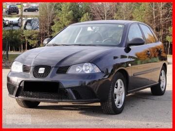 SEAT Ibiza IV 1.2 benzyna 2008 r 5 drzwi klima KSIĄŻKA SERWISOWA