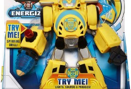 Figurka Elektroniczny Bumblebee Transformers Rescue Bots Dźwięk