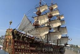 Drewniana Replika statku żaglowca Sovereign Of the Seas 105cm i inne Unikaty kolekcjonerskie !