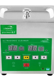 Profesjonalna myjka ultradźwiękowa oczyszczacz 0,7 litra-2