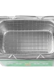 Profesjonalna myjka ultradźwiękowa oczyszczacz 0,7 litra-3