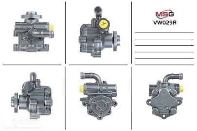Pompa wspomagania hydraulicznego Vw Amarok, Vw Transporter VW029R