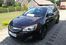 Opel Astra J Bezwypadkowy Klimatronic Parktronic Navi Kolor