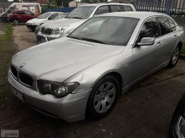BMW SERIA 7-1